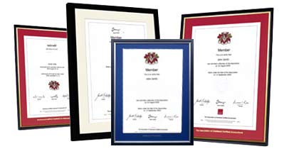 the professional framing company certificate framing homepage