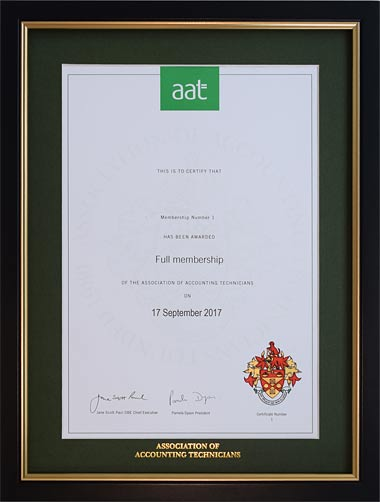 The Professional Framing Company - Frames for The Association of ...